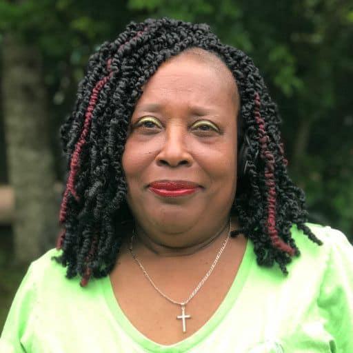 Oxford Trails Academy School Chef Dianne Jackson
