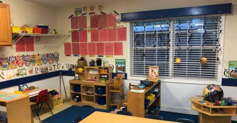 Oxford Trails Academy Pre-K Classroom 2