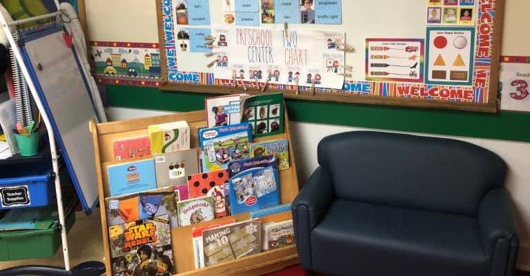 Oxford Trails Academy Preschool 2 Classroom 1