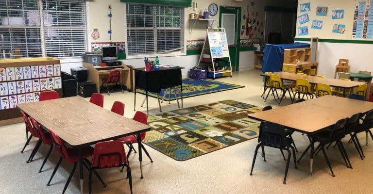 Oxford Trails Academy Preschool 1 Classroom 1
