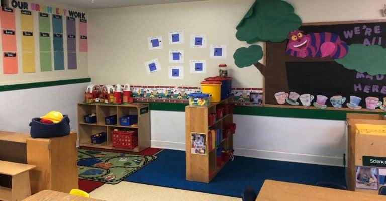 Oxford Trails Academy Preschool 1 Classroom 2