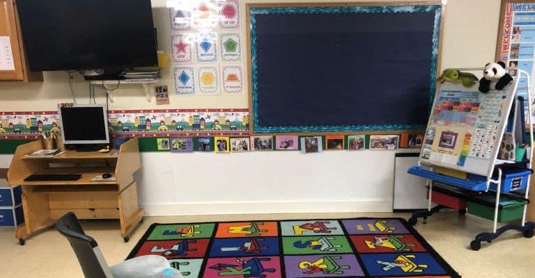 Oxford Trails Academy Preschool 2 Classroom 3