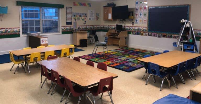 Oxford Trails Academy Preschool 2 Classroom 4