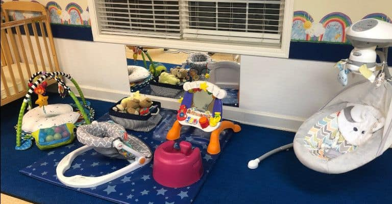 Oxford Trails Academy Infant Classroom 1