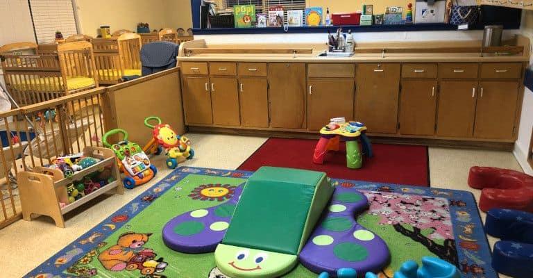 Oxford Trails Academy Infant Classroom 2
