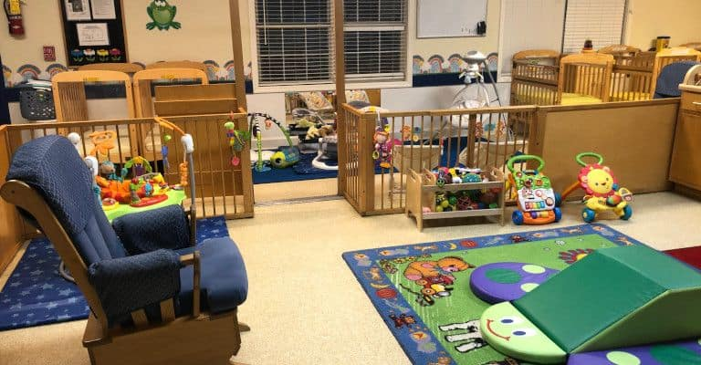 Oxford Trails Academy Infant Classroom 3