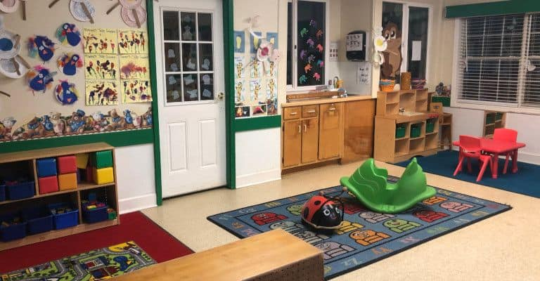 Oxford Trails Academy Toddler Classroom 1