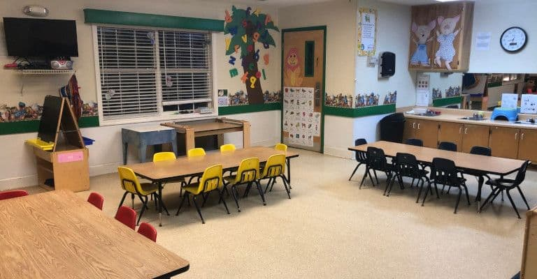 Oxford Trails Academy Toddler Classroom 2