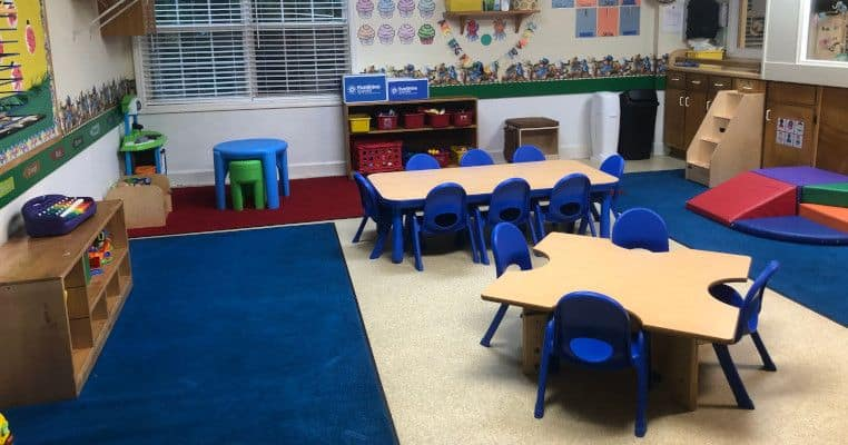 Oxford Trails Academy Young Toddler Classroom 1