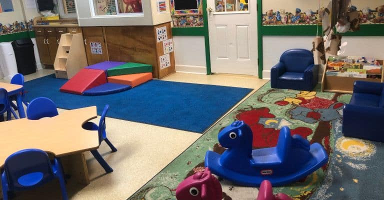 Oxford Trails Academy Young Toddler Classroom 2