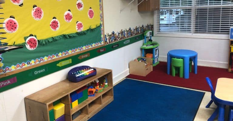 Oxford Trails Academy Young Toddler Classroom 3